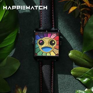 HappieWatch 太阳花Sunny HS012FFTY 石英腕表
