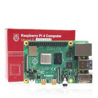 MAKEBIT 树莓派4B Raspberry Pi 4代B型开发板 Python编程套件 基础套餐 2G