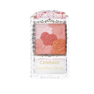 CANMAKE 井田 花漾瑰丽胭脂 #02珊瑚粉红色 6.3g