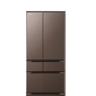 HITACHI 日立 R-HW610JC 风冷冰箱 602L