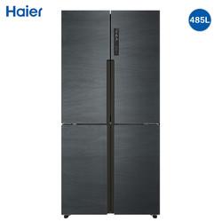 Haier 海尔 BCD-485WGHTDD9DYU1 对开门冰箱 485L