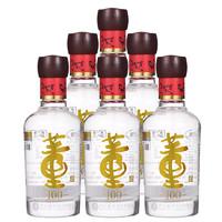 SUPER会员:董酒 54度 董香型白酒 100ml*6瓶