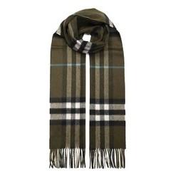 BURBERRY 博柏利  100%羊绒围巾