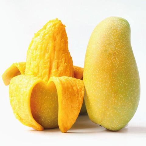 好货福利:HE YU XIAN 禾语鲜 海南金煌芒果 4.5斤装 单果250-350g