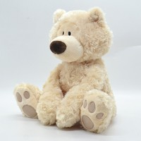 GUND 冈德 毛绒玩具 经典泰迪熊 46CM菲尔宾熊-米色