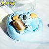 宝可梦手办摆件 正版树枕尾熊公仔摆件 小号动漫创意卡通周边玩具 精美礼盒包装