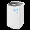 AUX 奥克斯 HB35Q65-A19399 定频波轮洗衣机 3.5KG 灰色