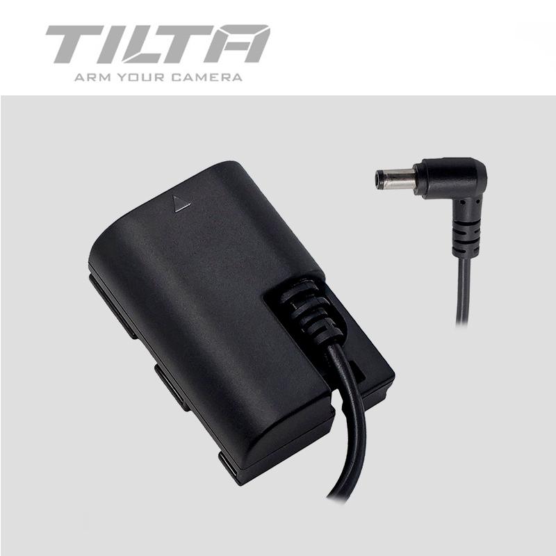 TILTA铁头LP-E6/A7S2/A7IIII/A6/A9/GH4/GH5等全系列假电池电源线