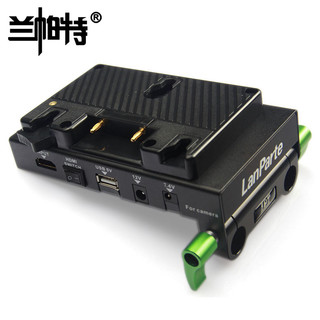 兰帕特佳能C300 C100 电池扣板 索尼口 松下口 安东口 A口 V型口