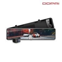 DDPAI 盯盯拍 E5 高清夜视前后双录行车记录仪