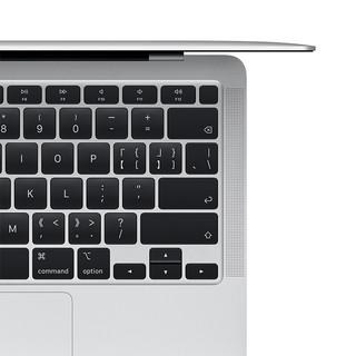 【教育优惠】AppleMacBookAir13.3 新款8核M1芯片(7核图形处理器) 8G 256G SSD 银色 笔记本电脑 MGN93CH/A