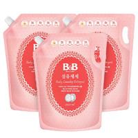 B&B 保宁  洗衣液补充装 2100ml 3件装