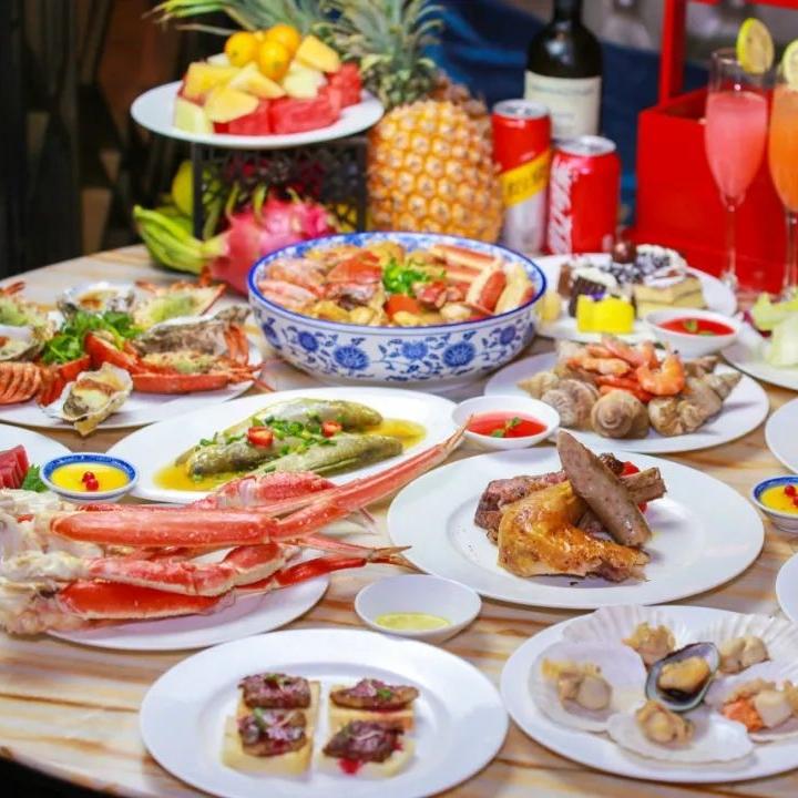 上海美食推荐 : 一波酒店自助餐特价来袭,低至119元可享1大1小自助