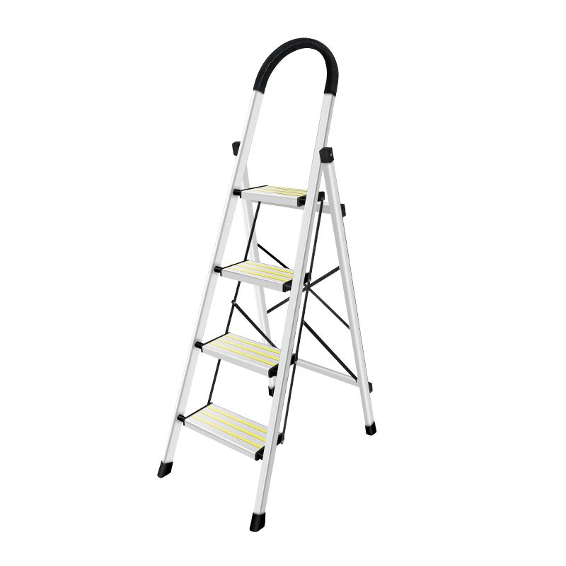 Aopeng 奥鹏 铝合金家用折叠三步梯