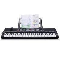 八度宝贝 61键电子琴 儿童成人初学入手推荐多功能智能教学乐器琴 玩具礼物幼师练习推荐BD-670H