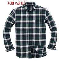 VANCL 凡客诚品 Vancl 1091969 男士格子衬衫