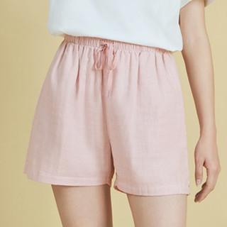 DAPU 大朴 拾光系列 短裤睡衣 AF2F12201 灰色(男士中裤) XL
