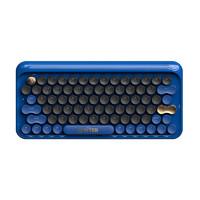 LOFREE 洛斐 INTER UFFICIO 国际米兰定制款 无线蓝牙机械键盘 青轴
