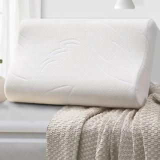 FUANNA 富安娜 经典梦寐 慢回弹记忆棉枕头 50*30cm