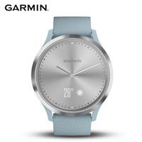 GARMIN 佳明 vivomove hr 流光银 心率智能手表 运动版标准号