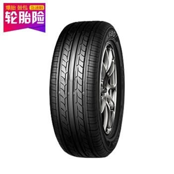 PLUS会员:Yokohama 优科豪马 215/55R16 93V A580 汽车轮胎