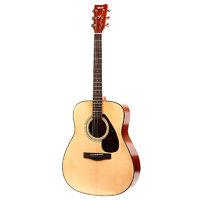 YAMAHA 雅马哈 F系列 F600 民谣吉他 41英寸 原木色
