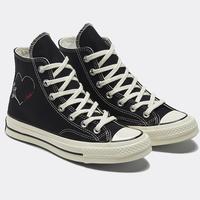 CONVERSE 匡威  Chuck 70情人节系列 171118C 男女款运动帆布鞋