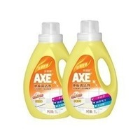 88VIP:AXE 斧头 AXE 斧头牌 柠檬清香 地板清洁剂 1L*2