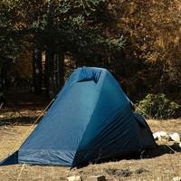 EUSEBIOSPORT EUSEBIO 4710786300640 户外铝杆超轻防暴雨专业帐篷