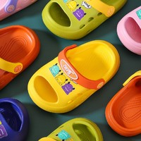 Beedpan 彼得·潘 儿童卡通洞洞鞋 140-180码