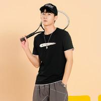 PEAK 匹克  F6921370020 男士短袖T恤