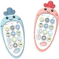 ZHIHUIYU 智慧鱼 BL-31 胡萝卜儿童玩具手机