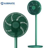AIRMATE 艾美特 艾美特(Airmate)七叶循环通风落地扇/家用直流变频/节能低噪风扇/定时遥控电风扇 CS30-RD13-2