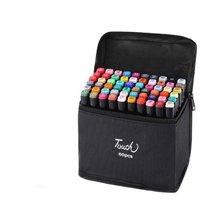 移动专享:touch mark 双头油性马克笔套装 24色 送5件礼