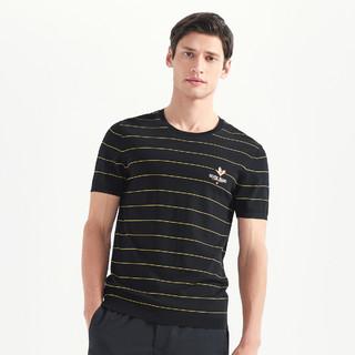 SEVEN 柒牌 118Y7003009 男士短袖针织衫