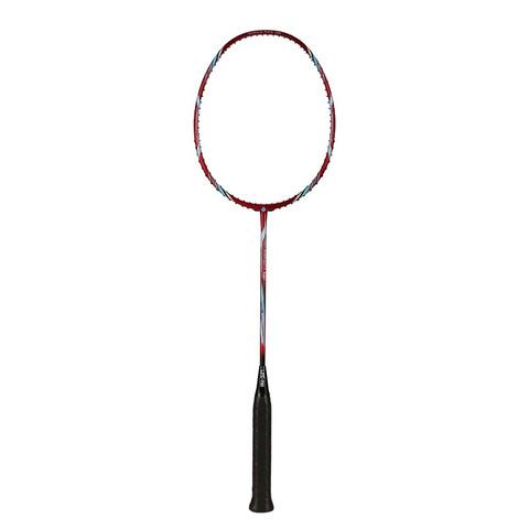 R680羽毛球拍全碳素超轻专业攻防兼备单拍 碳纤维女羽毛球拍 绿黑 穿线