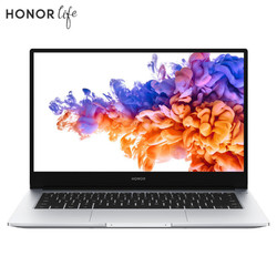 HONOR 荣耀 MagicBook 14 2021款 14英寸笔记本电脑(i5-1135G7、16GB、512GB)