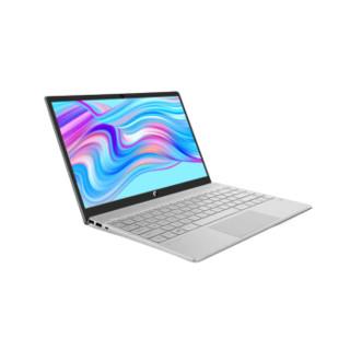 HP 惠普 星 13 13.3英寸 商务本 月光银(酷睿i7-1165G7、核芯显卡、16GB、512GB SSD、4K、IPS)