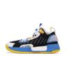 RIGORER 准者 中性篮球鞋 Z120160105-7 黑/白/空间蓝/学院黄 44