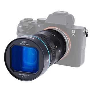 SIRUI 思锐 24mm F2.8 1.33X 广角定焦镜头 索尼E卡口 72mm