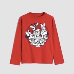 Gap 盖璞 男童长袖T恤