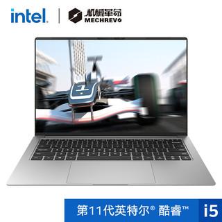 MECHREVO 机械革命 F1 14英寸笔记本电脑(i5-11300H、16GB、512GB、2.8K、90Hz)