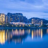 平日专享!千岛湖绿城度假酒店5号楼湖景亲子套房1晚(含3早+双人骑行1小时)