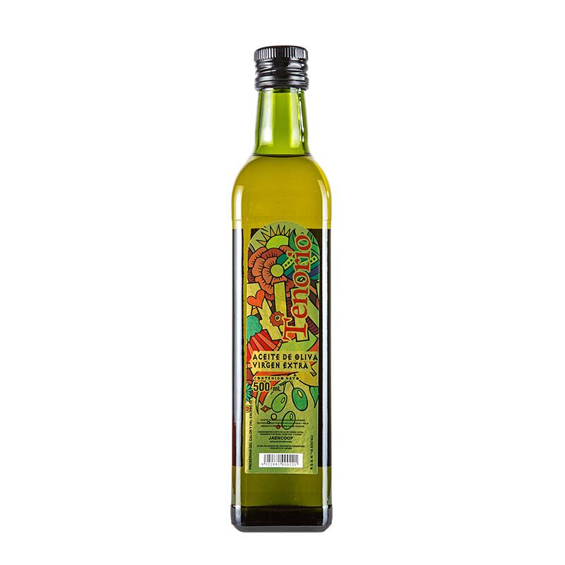 特诺娜 西班牙原瓶进口特级初榨橄榄油   500ml