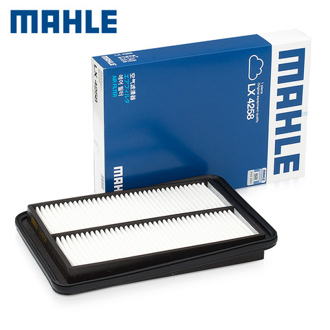 MAHLE 马勒 空滤适配新奇骏空气滤芯格清器新逍客科雷傲科雷嘉 2.0L 2.5L