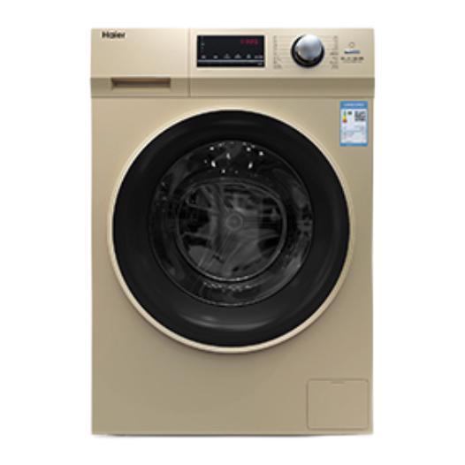 Haier 海尔 G100818BG 滚筒洗衣机 10KG 香槟金
