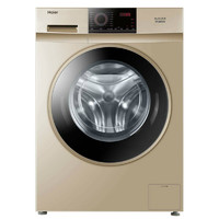 Haier 海尔 XQG100-B016G 滚筒洗衣机 10KG 金色