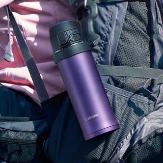 ZOJIRUSHI 象印 SM-QAF60-VK 保温杯 600ml 暗紫色