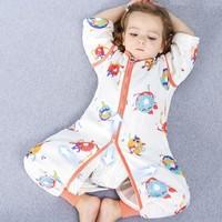 OUYUN 欧孕 婴儿分腿睡袋 两层短袖 70*33cm