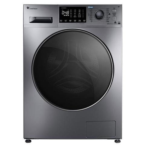 PLUS会员:LittleSwan 小天鹅 TG100V86WMDY5 滚筒洗衣机 10KG